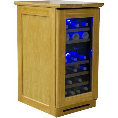 Винный шкаф Dunavox DAU-32.81 Wood