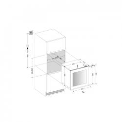 Винный шкаф Dunavox DAVG-25.63DB.TO