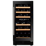 современный винный шкаф DUNAVOX DAU-32.81DB