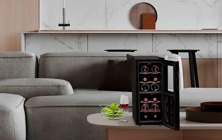 Винный холодильник Dunavox DAT-12.33DC