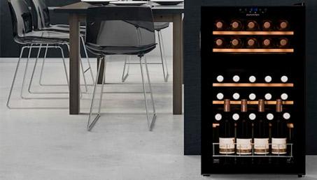 винный шкаф для дома Dunavox DXFH-30.80