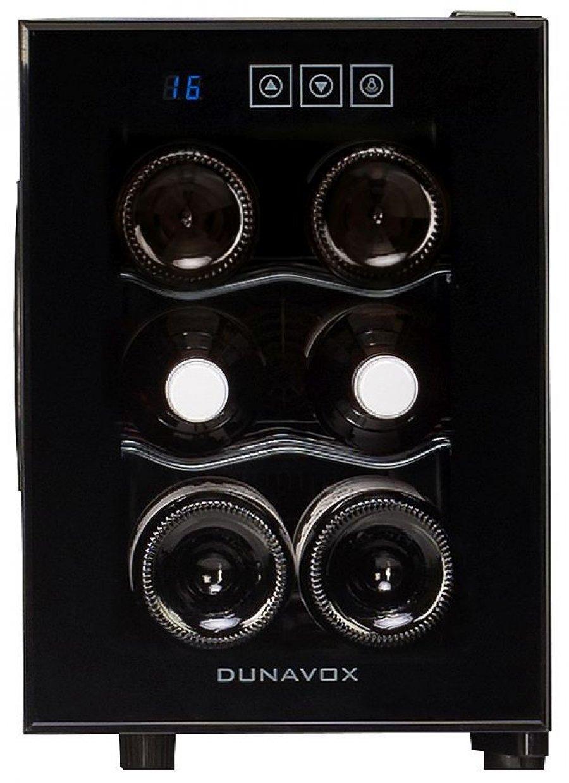 Винный шкаф Dunavox DX-6.16SC в подарок